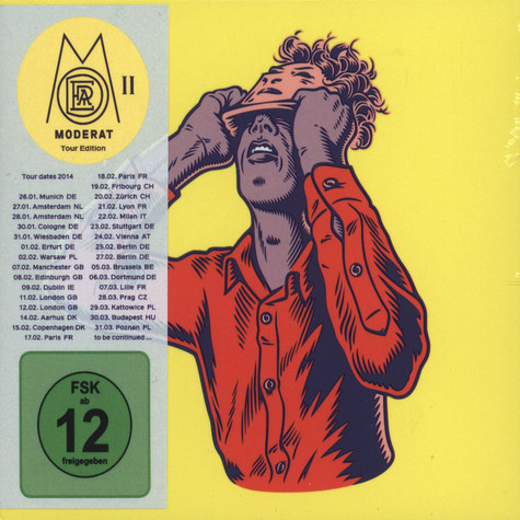 Moderat - II Limited Deluxe Tour Edition