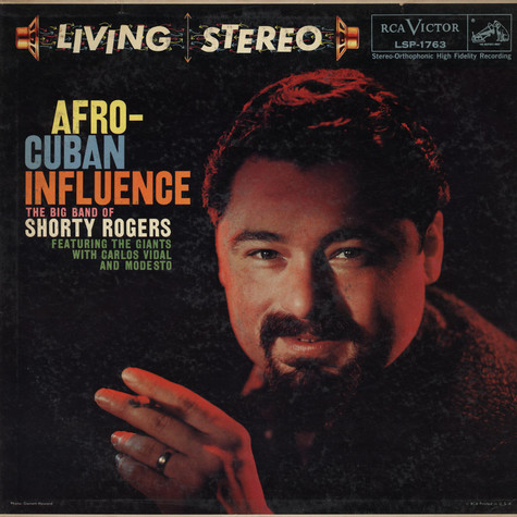 Shorty Rogers - Afro-Cuban Influence