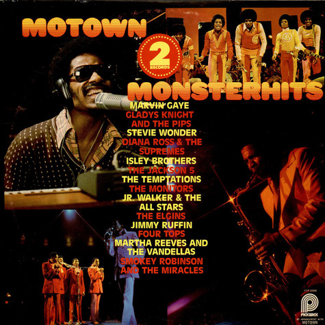 V.A. - Motown Monsterhits