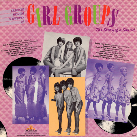V.A. - Selections From The Soundtrack Of Girl Groups: The Story Of A Sound
