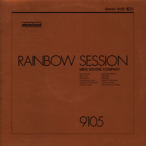 Mike Moore Company - Rainbow Sessions