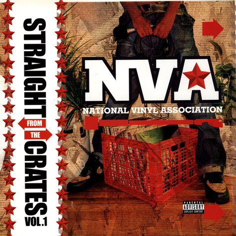 V.A. - National Vinyl Association: Straight From The Crates Vol. 1