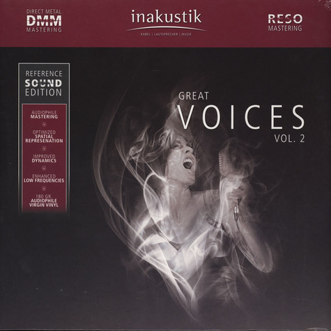 Reference Sound Edition - Great Voices, Volume 2