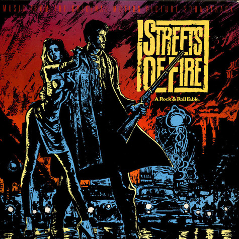 V.A. - OST Streets Of Fire