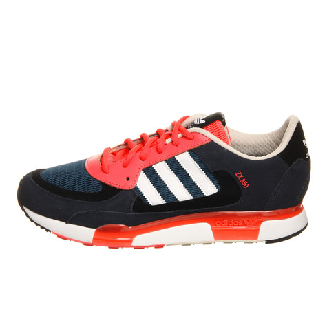 low priced cd13c e7be7 adidas. ZX 850 (True Blue   Red Zest ...