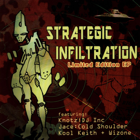 V.A. - Strategic Infiltration (Limited Edition EP)
