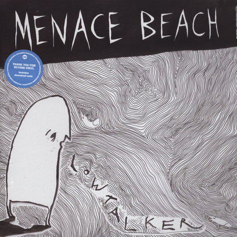 Menace Beach - Lowtalker EP
