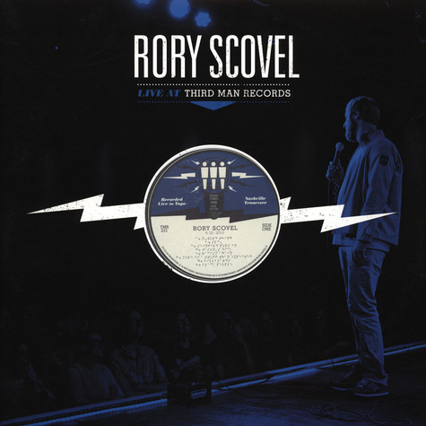 Rory Scovel - Third Man Live