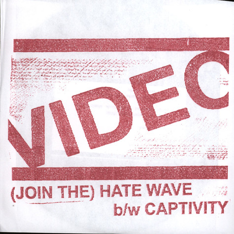 Video - (John The) Hate Wave