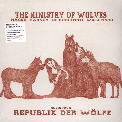 Ministry Of Wolves, The - Music From Republik Der Wölfe
