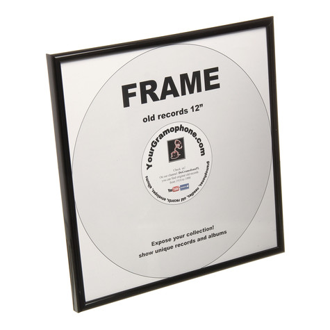 """Your Gramophone - 12"""" Record Frame"""