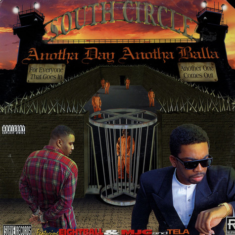 South Circle - Anotha Day Anotha Balla