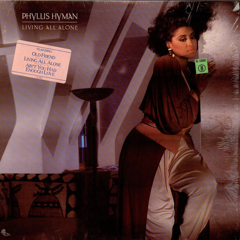 Phyllis Hyman - Living All Alone