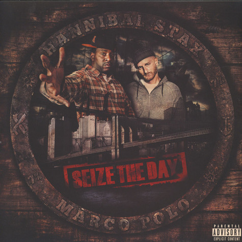 Hannibal Stax & Marco Polo - Seize The Day Limited Edition