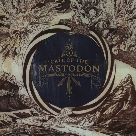 Mastodon - Call Of The Mastodon Clear Vinyl Edition