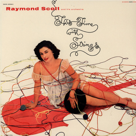 Raymond Scott - This Time With Strings