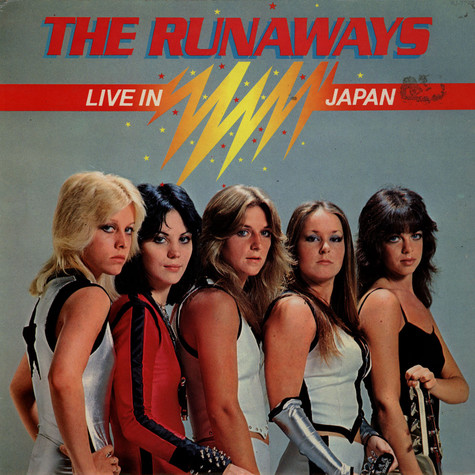 Runaways, The - Live In Japan