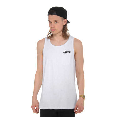 Stüssy - Stock Pocket Tank Top
