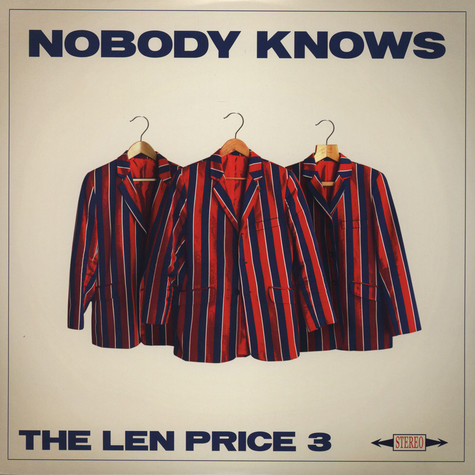 Len Price 3, The - Nobody Knows