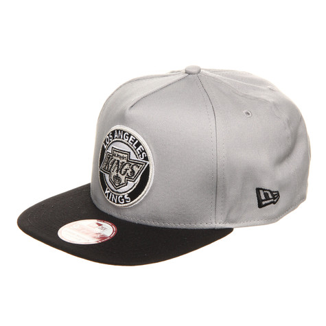 New Era - Los Angeles Kings Circle Snap Reverse 9fifty A-Frame Cap