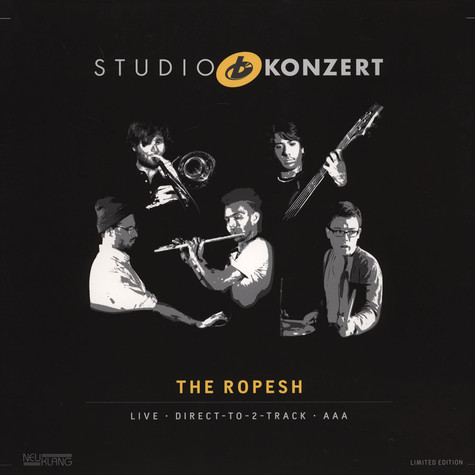 Ropesh, The - Studio Konzert