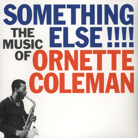 Ornette Coleman - Something Else