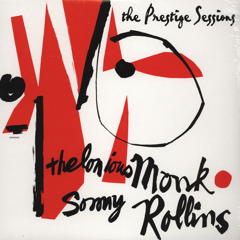 Thelonious Monk & Sonny Rollins - Prestige Sessions
