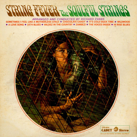 Soulful Strings, The - String Fever