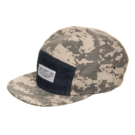 The Quiet Life - Command 5 Panel Cap