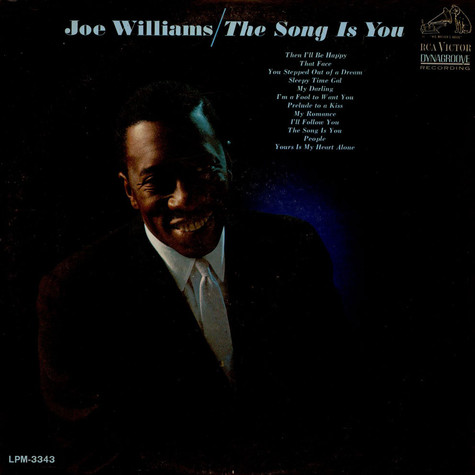 Joe Williams - The Song Is You