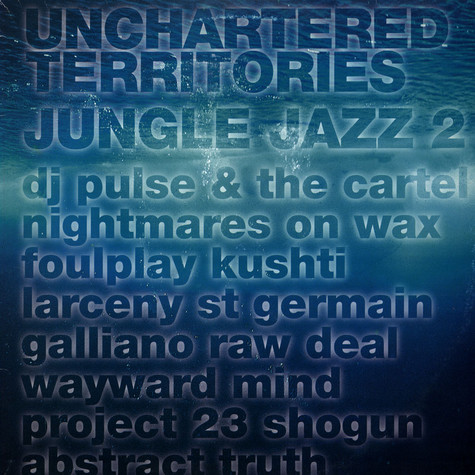 V.A. - Unchartered Territories Jungle Jazz 2