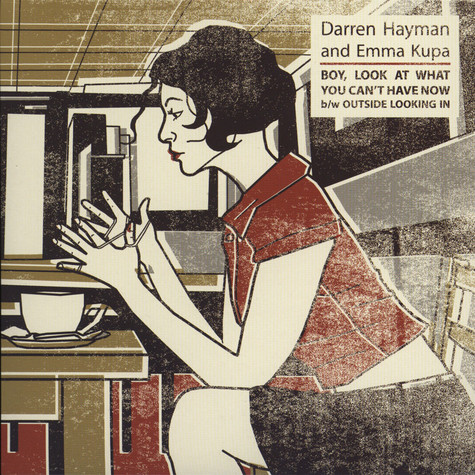 Darren Hayman & Emma Kupa - Boy, Look At What You Can't Have Now