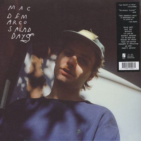 Mac Demarco - Salad Days