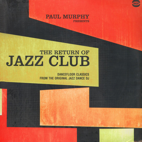 V.A. - Paul Murphy presents The Return Of Jazz Club