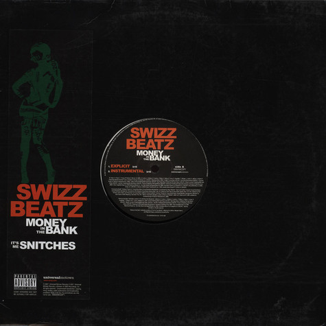 Swizz Beatz - Money In The Bank