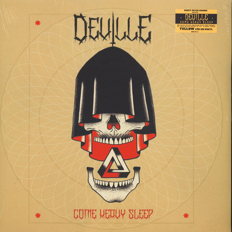 Deville - Come Heavy Sleep Yellow Vinyl Edition