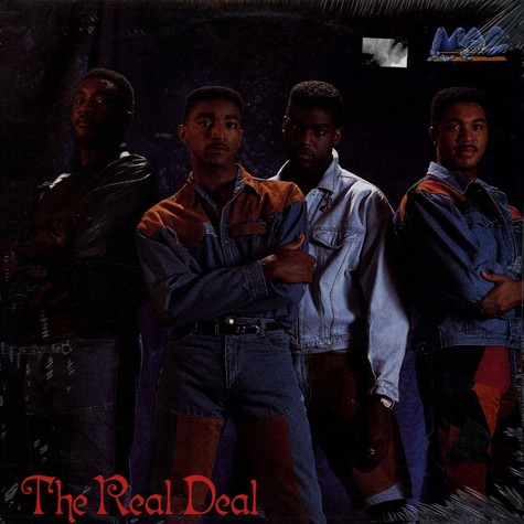 Mac Band - The Real Deal feat. The McCampbell Brothers
