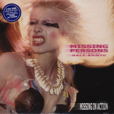 Missing Persons & Dale Bozzio - Missing In Action