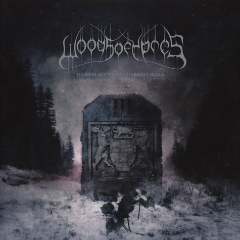 Woods Of Ypres - Woods III: Deepest Roots And Darkest Blues Green / Yellow Splatter Vinyl Edition