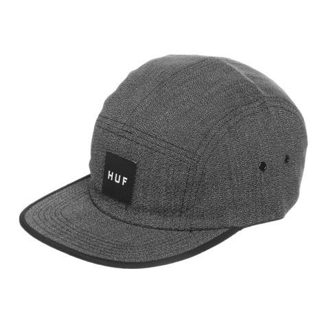 HUF - Japanese Speckle 5 Panel Cap (Black)  a954b4a125ee