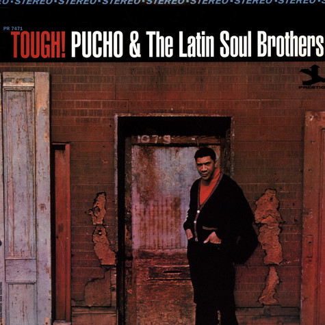 Pucho & His Latin Soul Brothers - Tough!