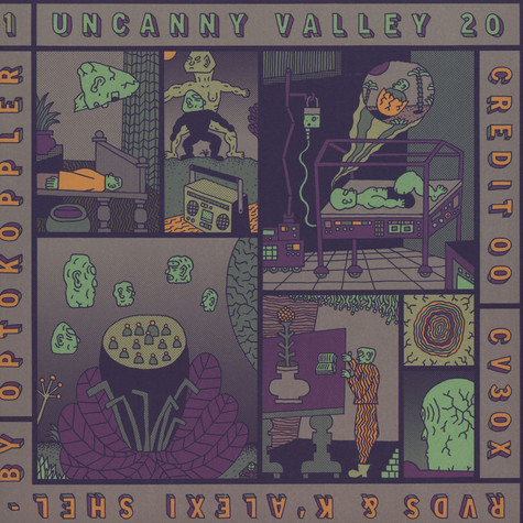 V.A. - Uncanny Valley 20.1