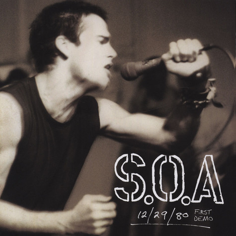 S.O.A. (State Of Alert) - First Demo 12/29/80