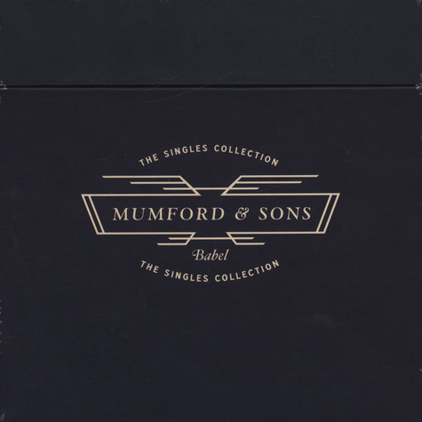 Mumford & Sons - Babel - Singles Collcetion Box