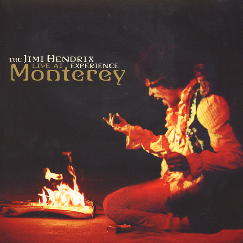Jimi Hendrix Experience, The - Live At Monterey