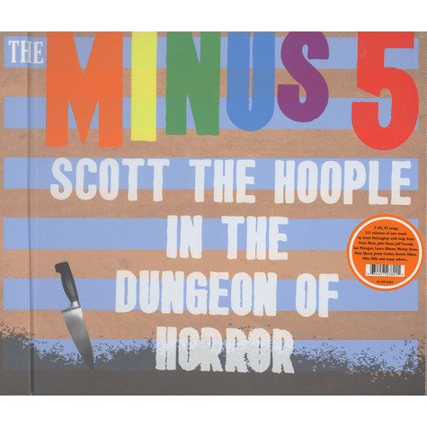 Minus 5, The - Scott The Hoople In The Dungeon of Horror