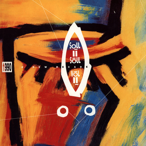 Soul II Soul - Vol. II - 1990 A New Decade