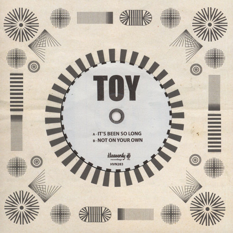 Toy - It's Been So Long