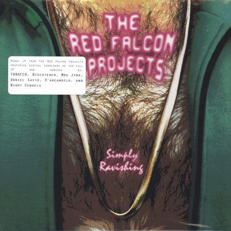 Red Falcon Projects, The - Simply Ravishing