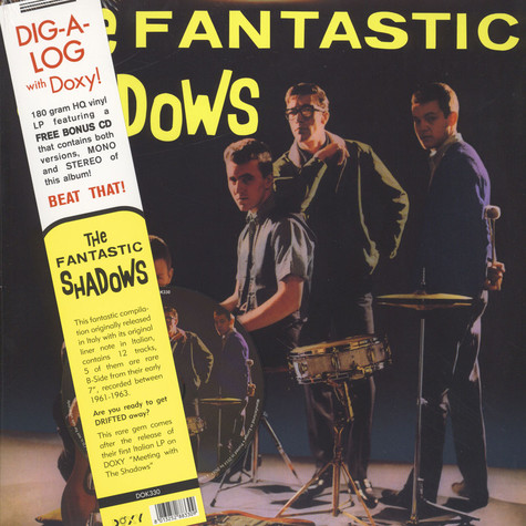 Shadows, The - The Fantastic Shadows